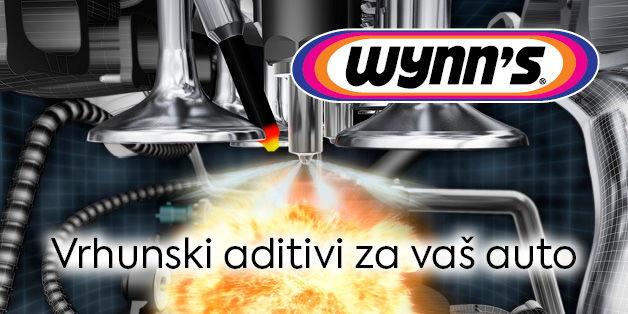 Wynns aditivi za vaš auto